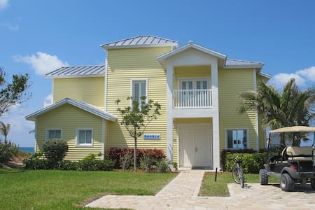 Amazing Beach Front House - Casa