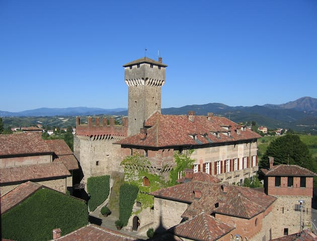 Castello di Tagliolo Wine Resort - Tagliolo Monferrato - Apartmen
