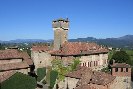 Castello di Tagliolo Wine Resort - Tagliolo Monferrato - Appartement