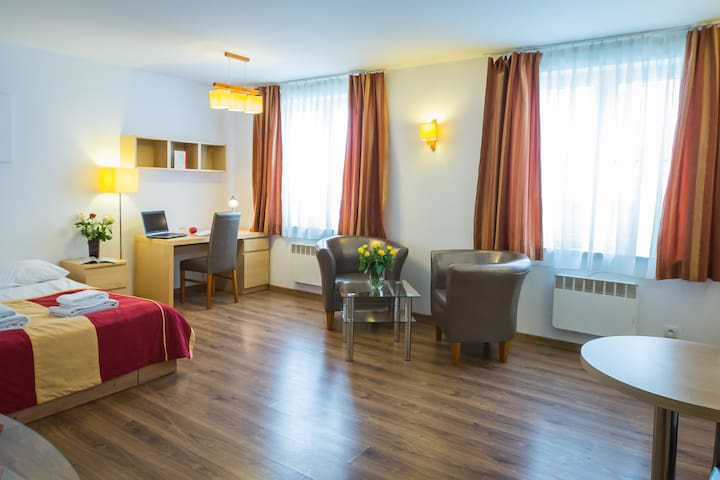 Come&Stay Wilanów/Warsaw Apartments (34m2, A1)