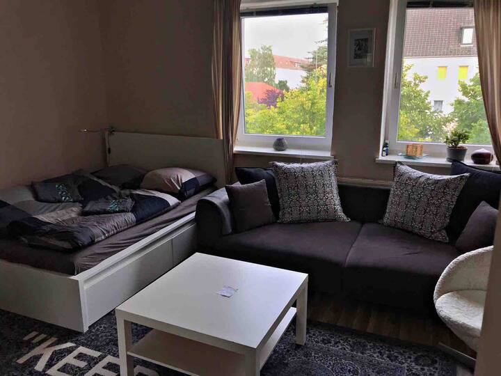 Zimmer in Rostock inkl. Netflix&Amazon P.&Kaffee