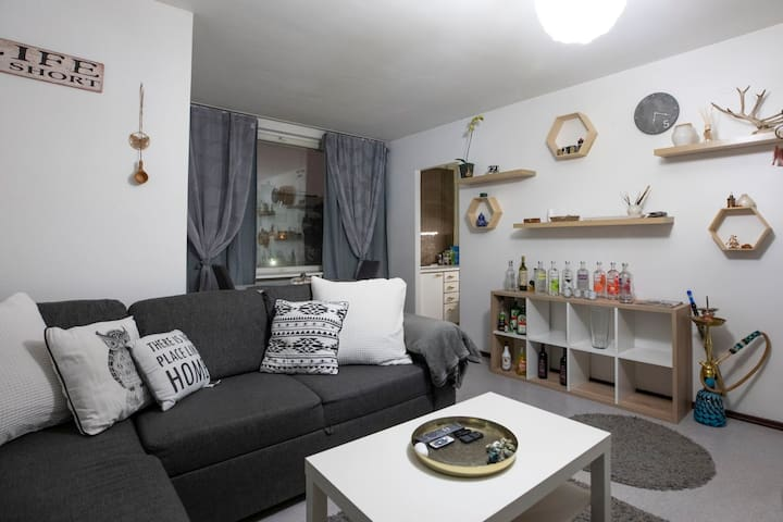 Cozy Chill out Apartment in the Heart of Rovaniemi