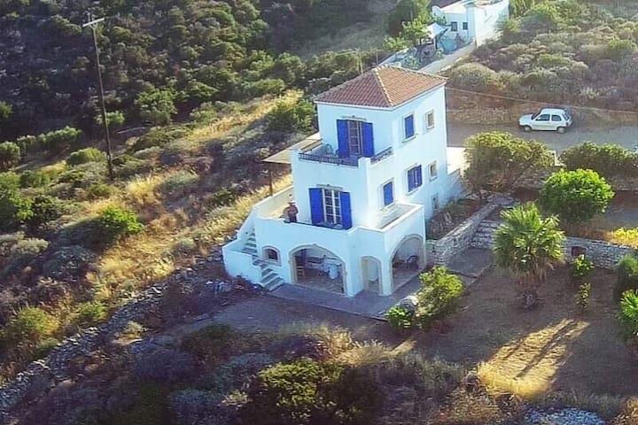 kythira whole house plateia ammos beach privacy