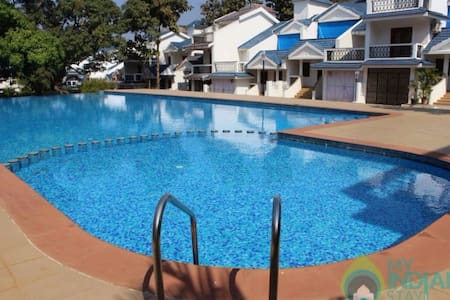 4bhk duplex penthouse with pool