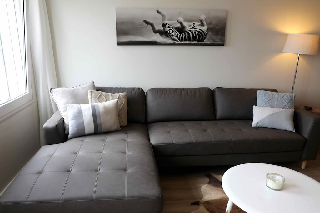 Comfortable Corner Couch