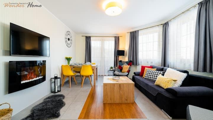 Apartamenty Wonder Home - Kanarkowy