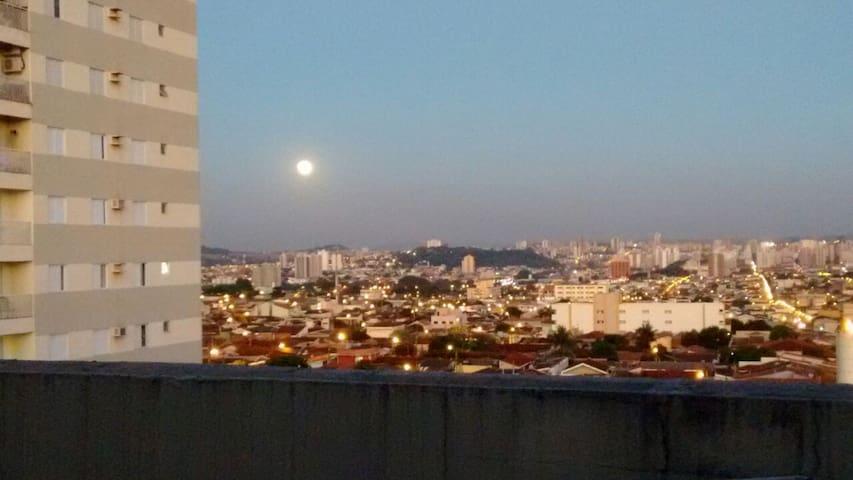 Apartamento próximo a USP. - Ribeirão Preto - Lägenhet