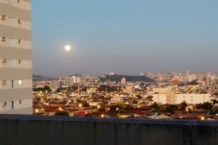 Apartamento próximo a USP. - Ribeirão Preto - Daire