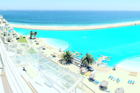 Top appartement moderne à San alfonso del mar - Algarrobo - 公寓