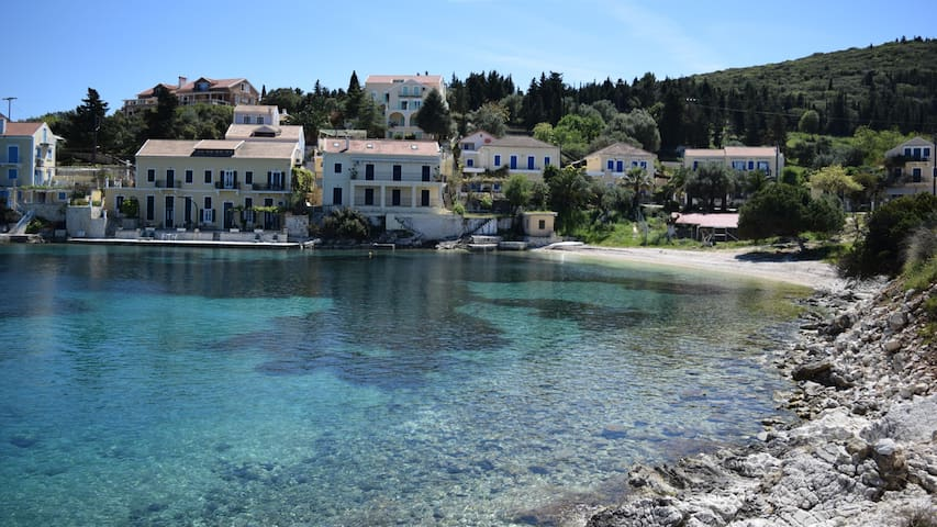 Olives beach , only 30m from apartment