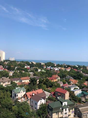 Amazing Sea View Residence