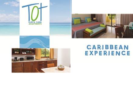 TOT Punta Cana Apartments 2 dormitorios 4 pax