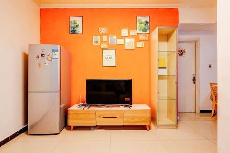 天安门北京西站 达官营温馨两居室美屋