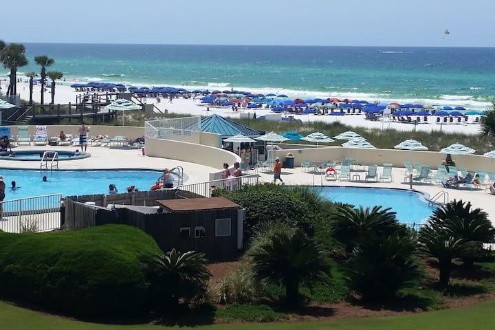 Miramar Beach Gulf Front Escape
