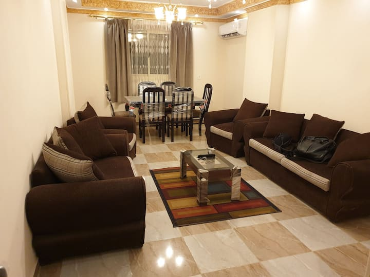 brand new condition 3 rooms appartment