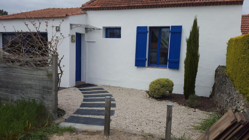 Agréable maison 100m de la plage - La Guérinière - บ้านพักตากอากาศ