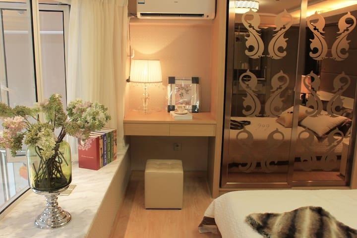 【现代简洁风】LOFT独立房间独立卫生间 - Hangzhou - Apartment