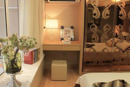 【现代简洁风】LOFT独立房间独立卫生间 - Hangzhou