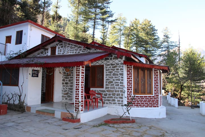 Mountain View Deluxe Room, Joshimath
