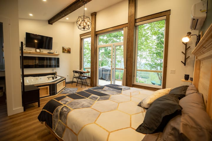 New! Valley View Chalets #4