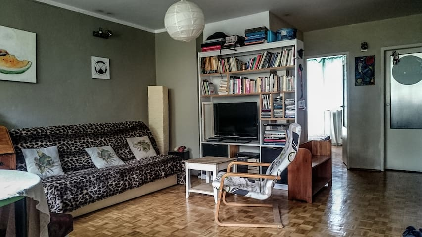 cozy apartment in Warsaw