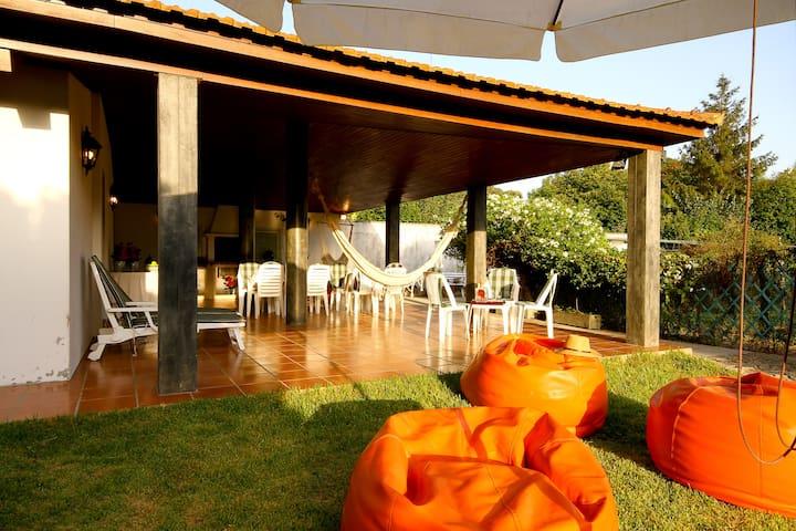 Casa da Miza - Vilar de Pinheiro - Huvila
