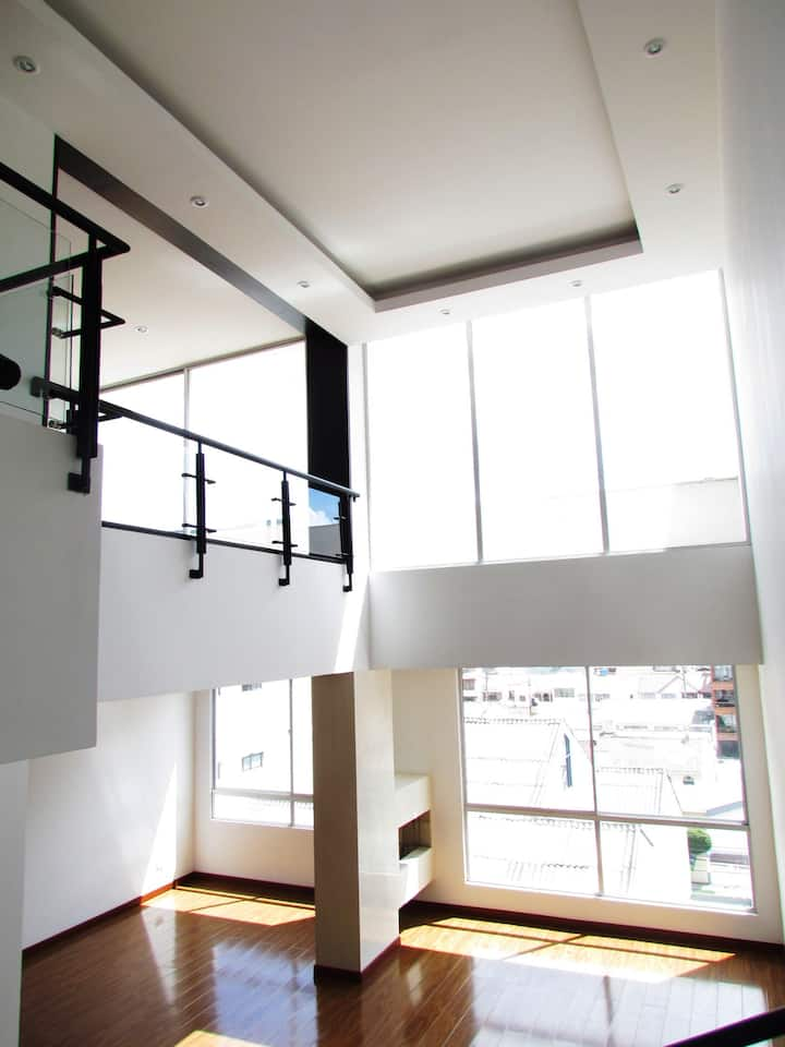 Loft apartment for rent in Bogota, colombia