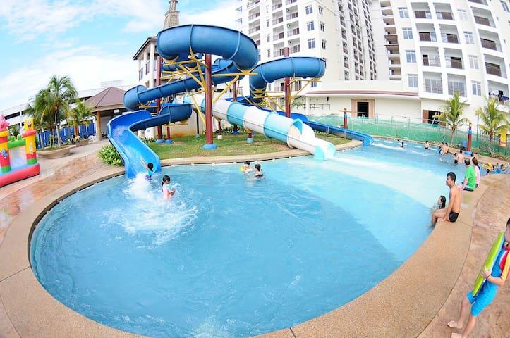 Bayou Lagoon Osem Homestay Melaka - Melaka - Lejlighed