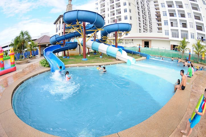 Bayou Lagoon Osem Homestay Melaka - Melaka - Wohnung