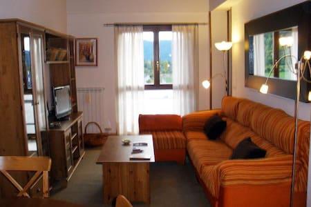 Precioso apartamento dúplex en Villanúa - Villanúa