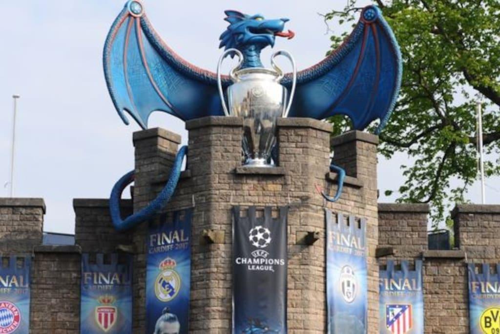 Champions League time!!