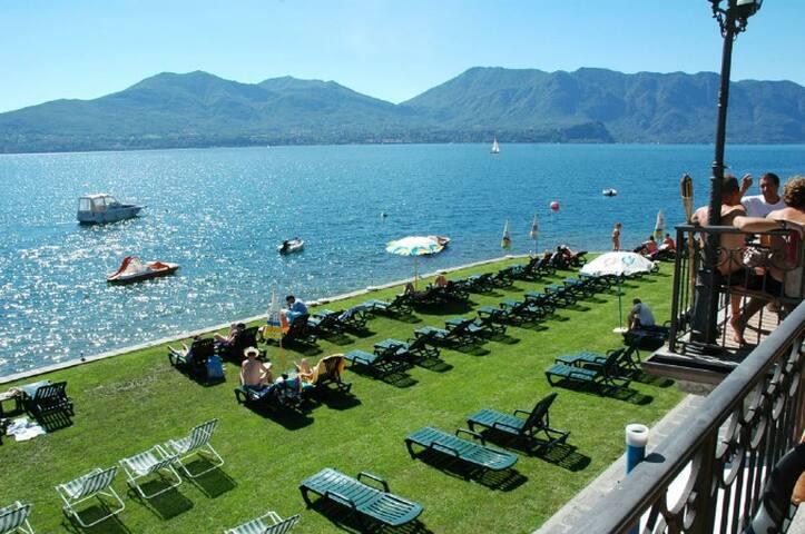 Residence sul Lago IRIS a - Oggebbio - Pis