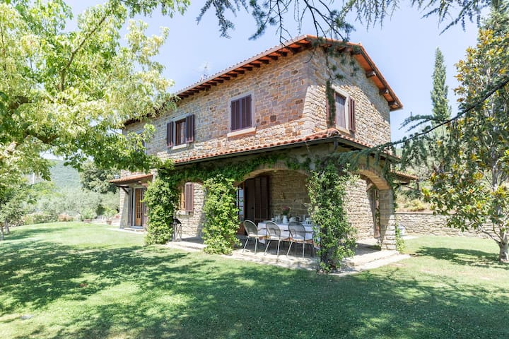 Villa ai Cedri Agriturismo - 코르토나 - 별장/타운하우스