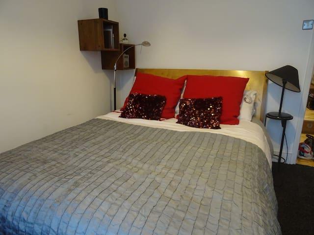 Great Value Double Room, Ally Pally - Londres - Apartamento