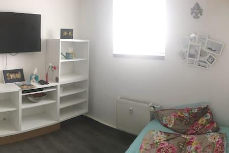 Kleines gemütliches Zimmer@all inkl - Erfurt