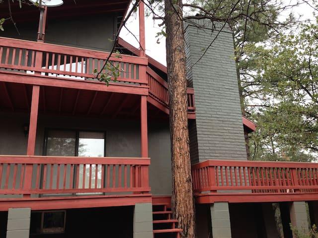 Pine AZ Large Cabin sleeps 11 - Pine - Srub