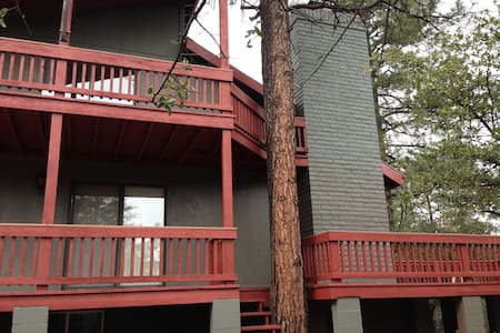 Pine AZ Large Cabin sleeps 11 - Pine - Chatka