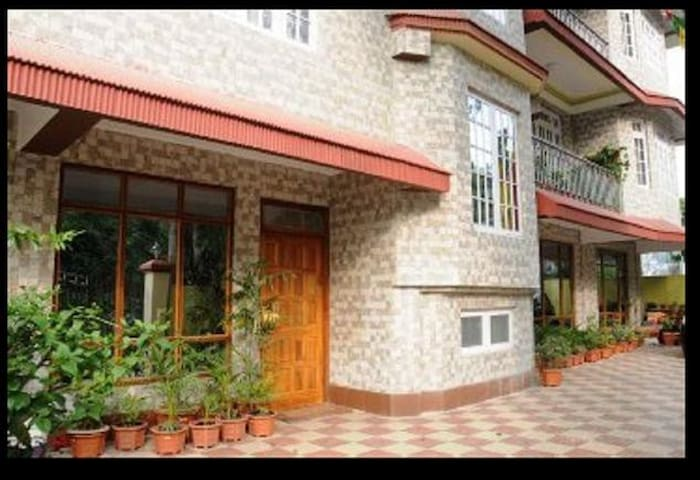 Standard Room@Breathing Stone - Kalimpong - Pension