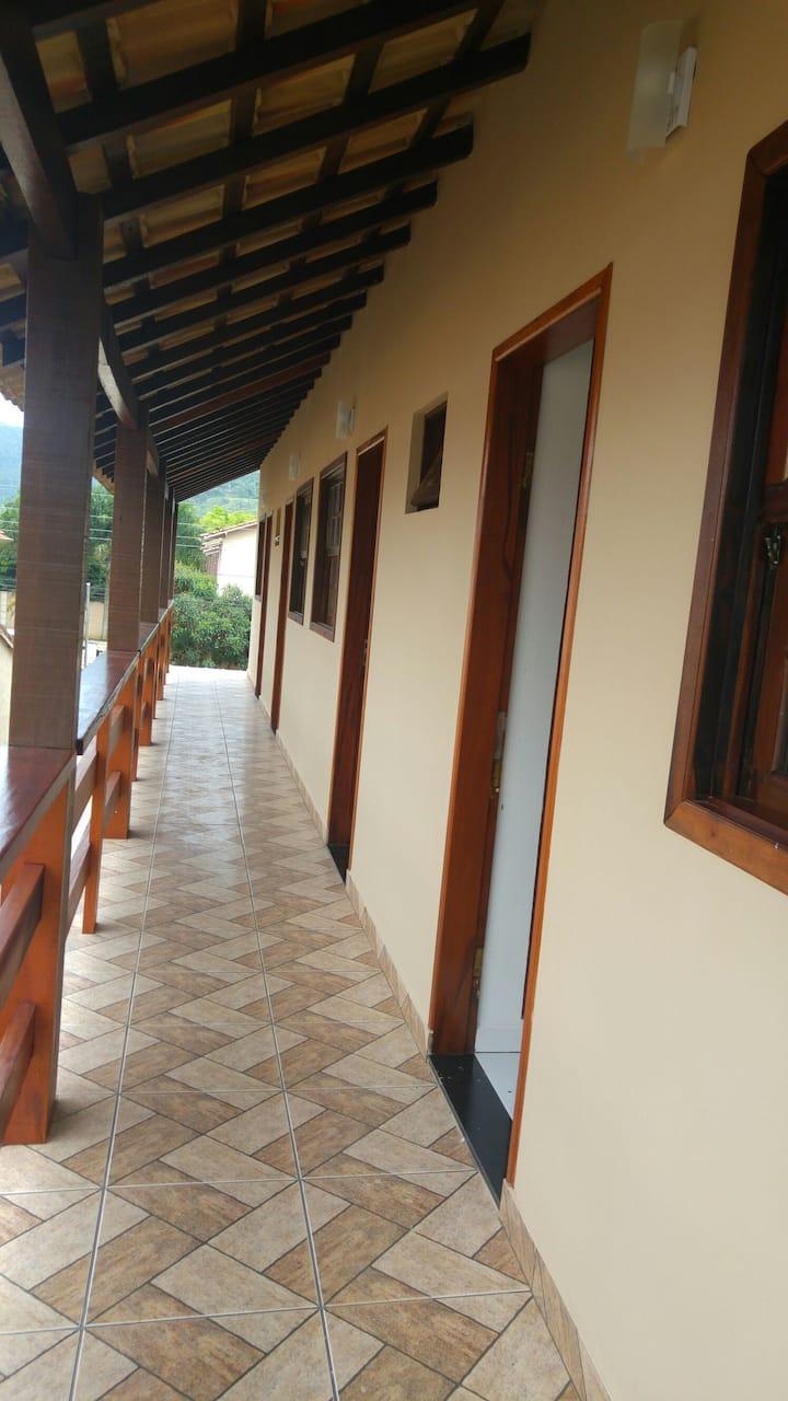 Suítes Vila Colonial 3 - No centro de Paraty