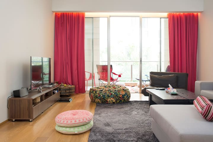 Lovely Spacious BR in Beirut - Beiroet - Huis