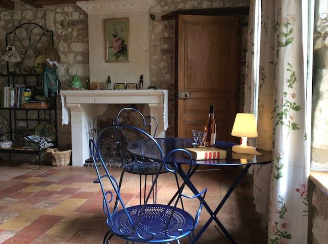 gastenkamer met ontbijt Coté Jardin
