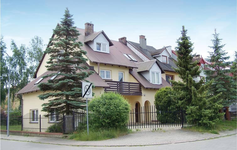 Holiday apartment with 1 bedroom on 44m² in Kolobrzeg