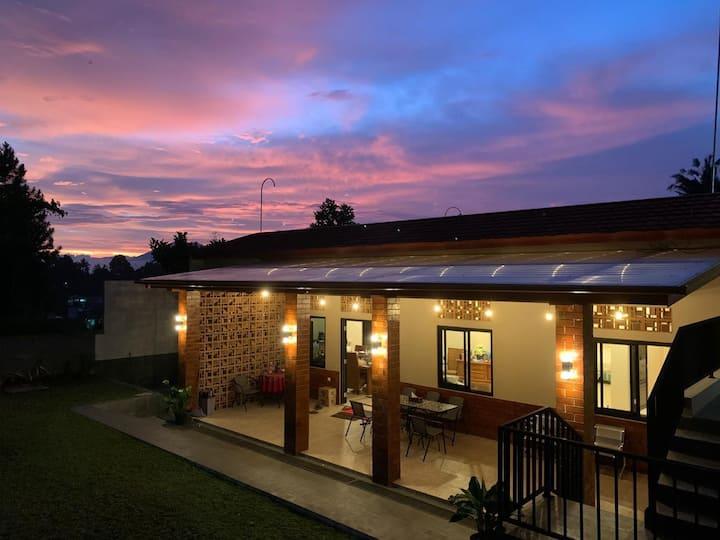 Villa Mawar Bumi Citeko - Villa 4