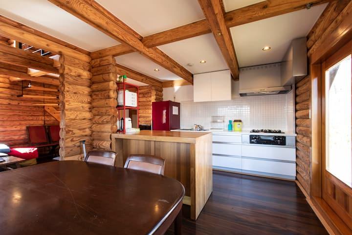 Puri 1Bdrm Cabin + Loft