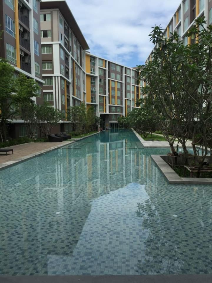 D condo campus resort Bangsan