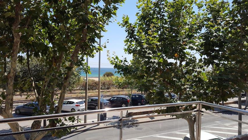 Piso Badalona/Montgat frente al mar