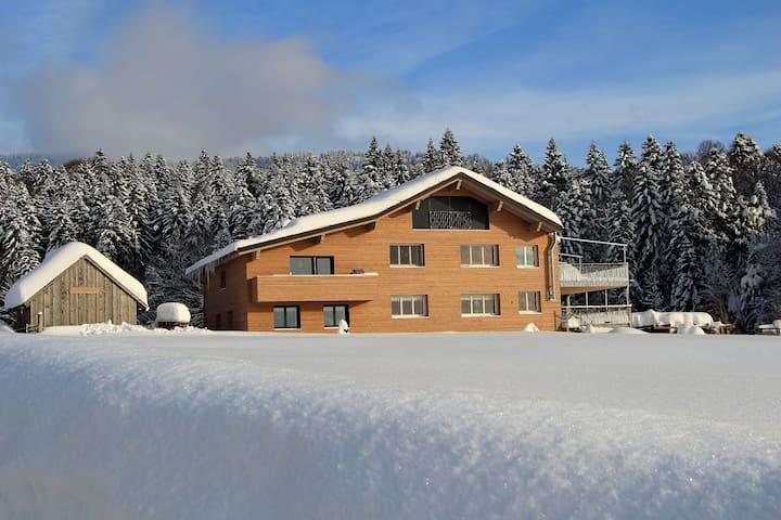 Haus Feurstein - Bregenzerwald - Hittisau - Condomínio