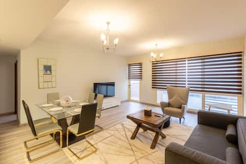 Enjoy Sunsets at a Fully Equipped 2BR