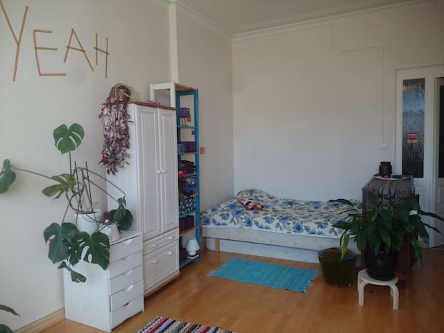 A big room in a shared flat, great location! - Helsinki - Lejlighed