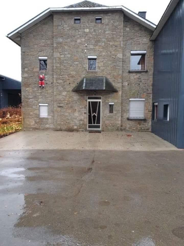 Bel appartement dans les Ardennes belges